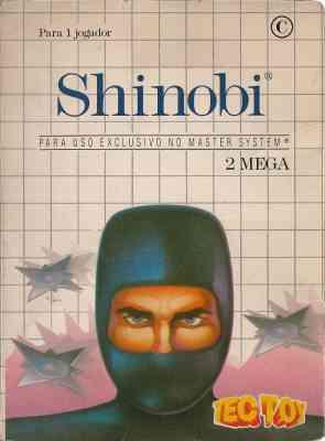 Shinobi -  BR