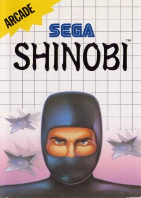 Shinobi -  EU - 5 Langs -  No R