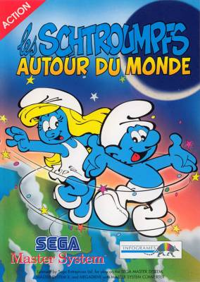 Smurfs Travel the World -  EU