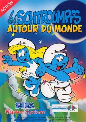Smurfs Travel the World -  EU