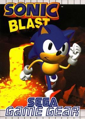 Sonic Blast -  EU -  Front