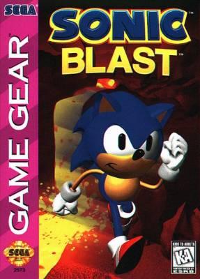 Sonic Blast -  US -  Front