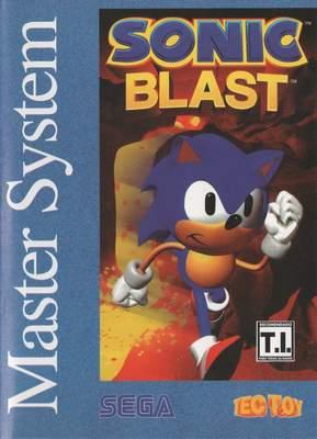 Sonic Blast -  BR -  A