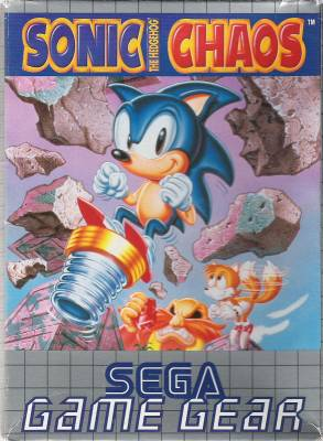 Sonic Chaos Sonic Tails ソニック テイルス Games Sms Power