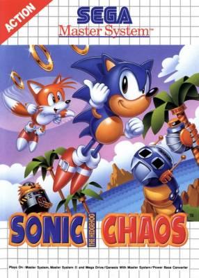 Sonic Chaos -  EU
