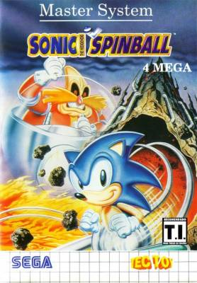 Sonic Spinball -  BR