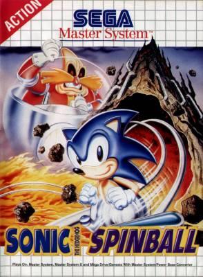 Sonic Spinball -  EU