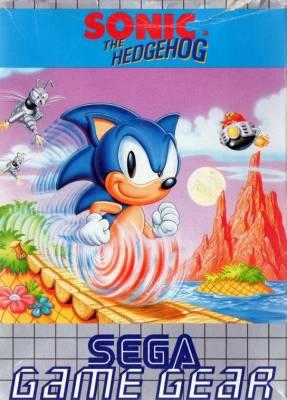 Sonic the Hedgehog -  EU -  Front