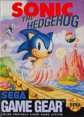 Sonic the Hedgehog -  US -  Front