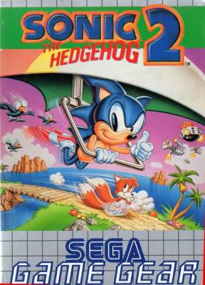 Sonic the Hedgehog 2 -  EU -  Front