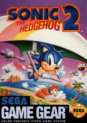 Sonic the Hedgehog 2 -  US -  Front