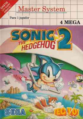 Sonic the Hedgehog 2 -  BR -  A