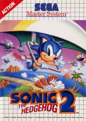 Sonic the Hedgehog 2 -  EU -  A