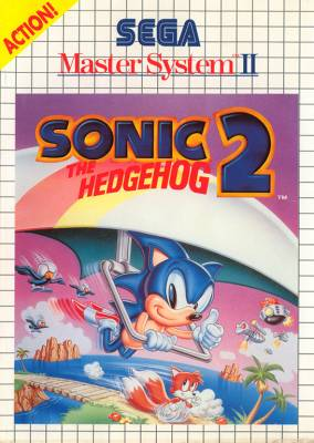 Sonic The Hedgehog 2 Games Sms Power