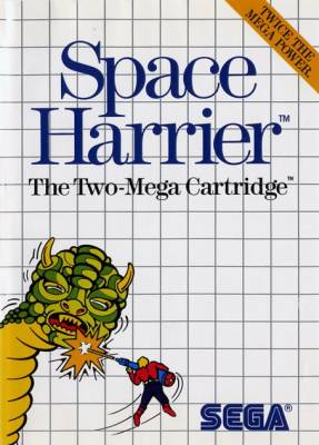 Space Harrier -  EU -  No Limits