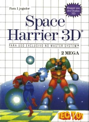 Space Harrier 3D -  BR