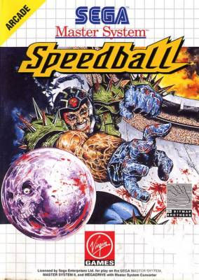 Speedball -  EU -  Virgin