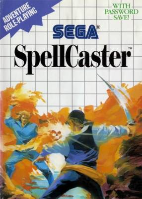 Spell Caster -  EU