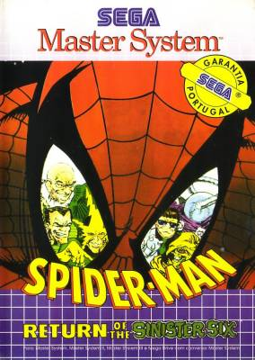 Spider Man Return of the Sinister Six -  PT