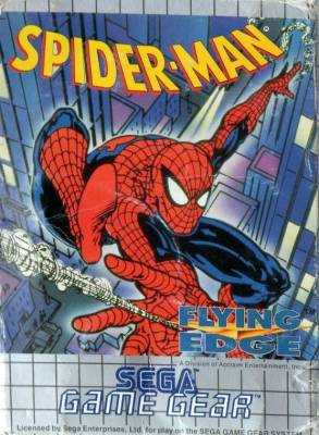 Spider Man Vs the Kingpin -  EU -  Front