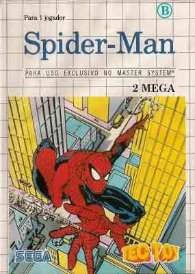 Spider Man Vs the Kingpin -  BR