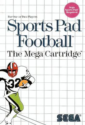 Sports Pad Football -  US