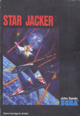 Star Jacker -  AU -  Front