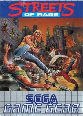 Streets of Rage -  EU -  Front