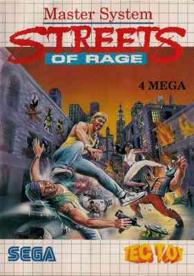 Streets of Rage -  BR