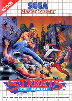 Streets of Rage -  EU
