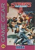 Streets of Rage II -  US -  Manual