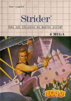 Strider -  BR