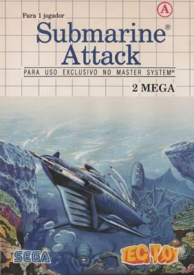 Submarine Attack -  BR