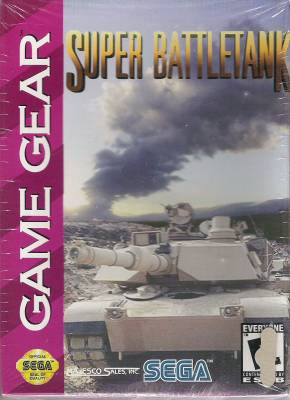 Super Battletank -  US -  Front