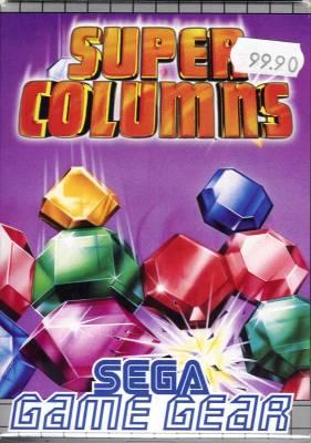 Super Columns -  EU -  Front