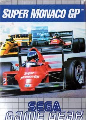 Super Monaco GP -  EU -  Front