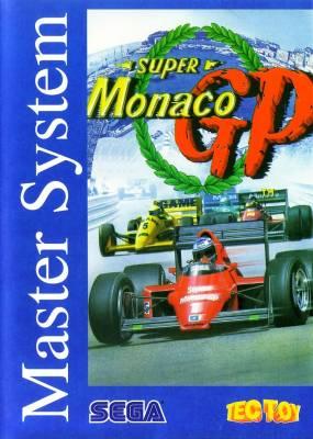 Super Monaco GP -  BR