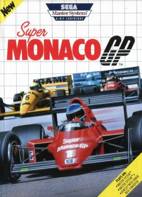 Super Monaco GP -  US