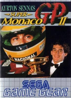 Super Monaco GPII -  EU -  Front