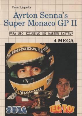 Super Monaco GPII -  BR