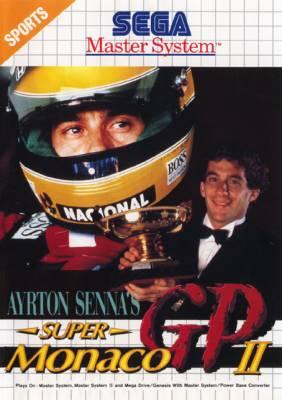 Super Monaco GPII -  EU -  B