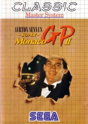 Super Monaco GPII -  EU -  Classic