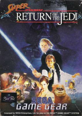 Super Return of the Jedi -  EU -  Front