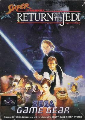 Super Return of the Jedi -  EU -  Front