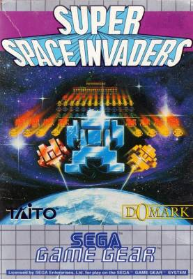 Super Space Invaders -  EU -  Front