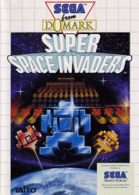 Super Space Invaders -  EU
