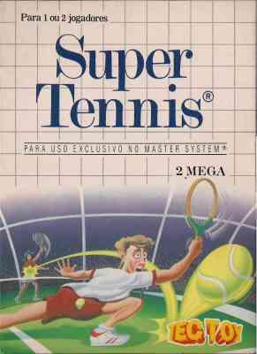 Super Tennis -  BR