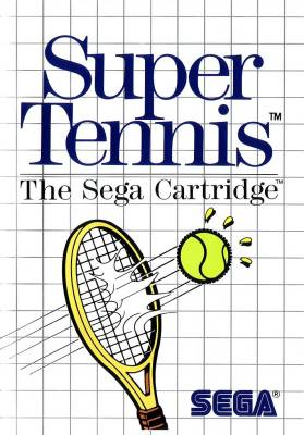 Super Tennis -  EU -  Cartridge -  R