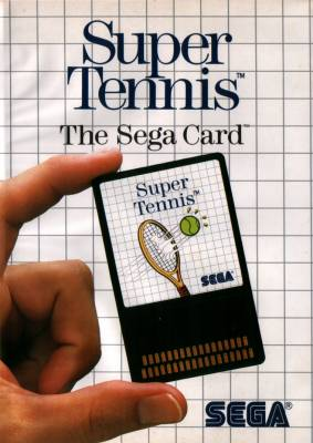 Super Tennis -  US -  Card -  SM