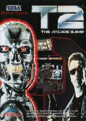 T 2 The Arcade Game -  EU